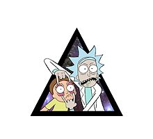 Rick and morty. by CODUS