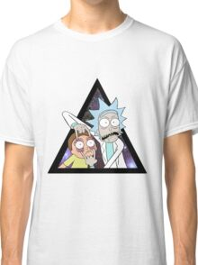 Rick and morty. Classic T-Shirt