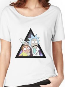 Rick and morty. Women's Relaxed Fit T-Shirt