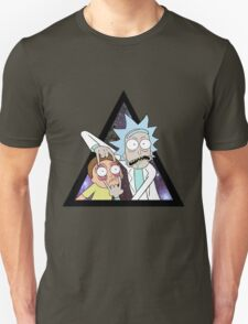 Rick and morty. Unisex T-Shirt