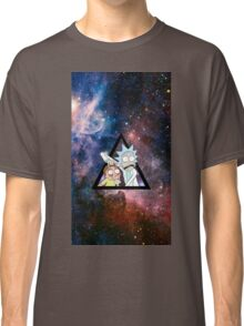 rick and morty in space. Classic T-Shirt