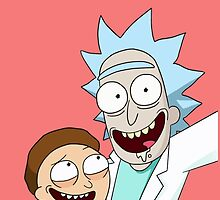 Rick and morty 2 by CODUS