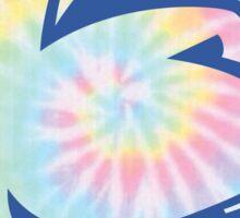 Penn State Nittany Lion Tie Dye Logo II Sticker