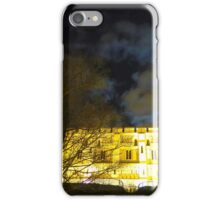 Norwich Castle Museum at Night, England iPhone Case/Skin