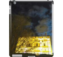 Norwich Castle Museum at Night, England iPad Case/Skin