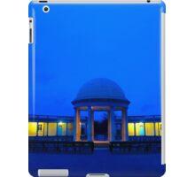 Eaton Park Pavilion at Dusk, Norwich, England iPad Case/Skin