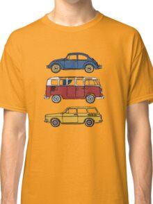 Vintage Volkswagen Family Classic T-Shirt