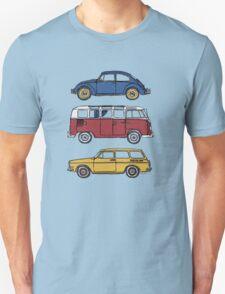 Vintage Volkswagen Family T-Shirt
