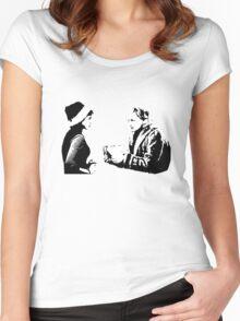 Carol (2015) dir. todd haynes Women's Fitted Scoop T-Shirt