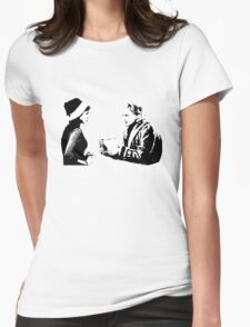 Carol (2015) dir. todd haynes Womens Fitted T-Shirt