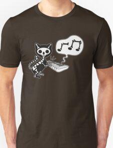 death cat music Unisex T-Shirt