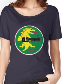 25th Fighter Squadron Women's Relaxed Fit T-Shirt