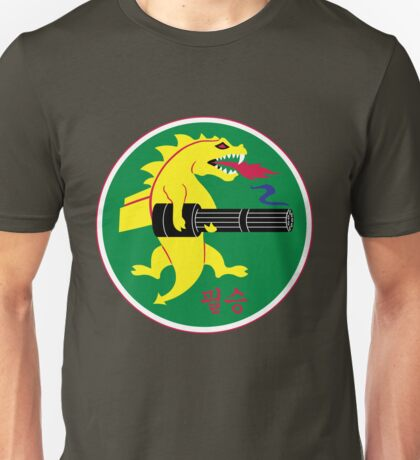 25th Fighter Squadron Unisex T-Shirt