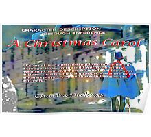 A Christmas Carol Character Inference Poster