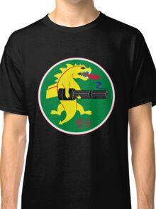 25th Fighter Squadron (black) Classic T-Shirt