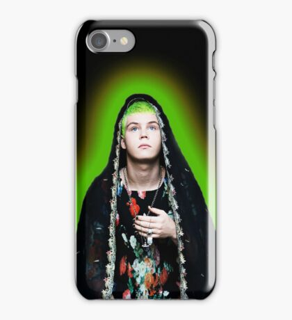 Yung Lean glow iPhone Case/Skin