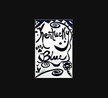 Rachel Doodle Art - Kentucky Blue Unisex T-Shirt