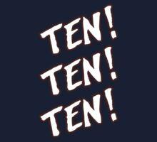 Ten! Ten! Ten! Tye Dillinger  One Piece - Long Sleeve