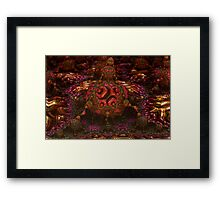 Fractal Delight Framed Print