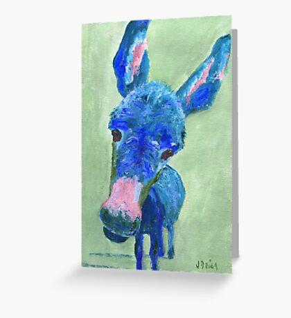 Wonkey Donkey Greeting Card