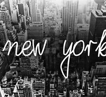 new york by dreamvalley