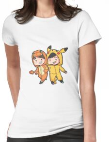 phan Womens Fitted T-Shirt