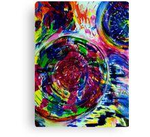 Original Abstract Art #197 - My Art Series Canvas Print