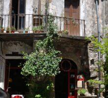 Calcata Italy Sticker