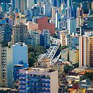 a view from copan building by Claudio Pepper