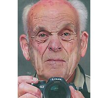 Bill's Selfie Photographic Print
