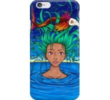 Under the Sea of Stars iPhone Case/Skin