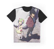 Mira & Kyouma Graphic T-Shirt
