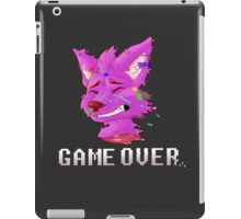 Game Over :( iPad Case/Skin