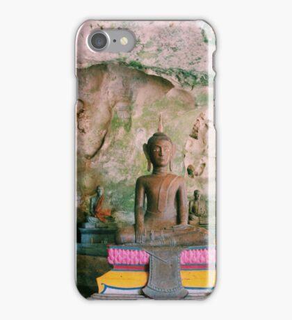 Buddhist Temple in Thailand  iPhone Case/Skin