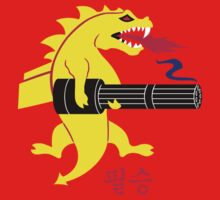25th Fighter Squadron Assam Draggins One Piece - Short Sleeve