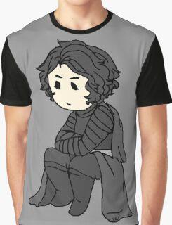 Smol Angry Chibi Graphic T-Shirt