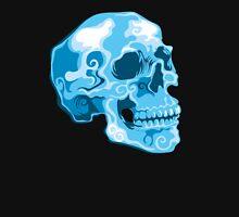 blue skull illustration Unisex T-Shirt