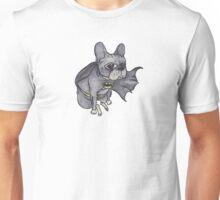 Superhero x French Bulldog 7 of 10 series 1 Unisex T-Shirt