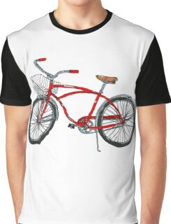 Vintage Pedal Power Graphic T-Shirt