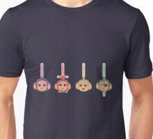 Uh oh! v02 Unisex T-Shirt