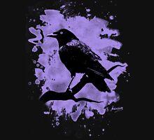 Crow bleached violet Unisex T-Shirt