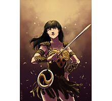 Xena The Warrior Princess Photographic Print