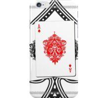 Ace Spade iPhone Case/Skin