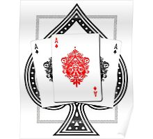 Ace Spade Poster