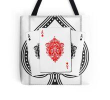 Ace Spade Tote Bag