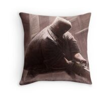 Dr. Salvador Throw Pillow