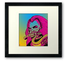 Immortan Joe Framed Print