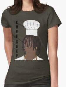 Chief Keef|Chef Keef Womens Fitted T-Shirt