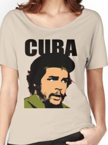 """Ernesto """"Che"""" Guevara Women's Relaxed Fit T-Shirt"""