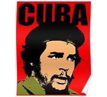 "Ernesto ""Che"" Guevara Poster"